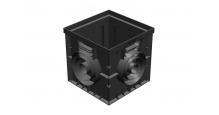 Дренажные системы Gidrolica в Алексин Точечный дренаж. Дождеприемник пластиковый 300*300