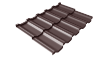 Металлочерепица для крыши Grand Line в Алексин Металлочерепица Kvinta Uno
